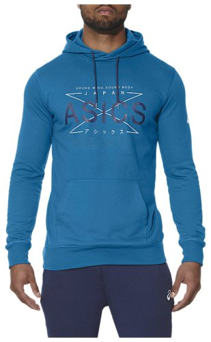 Толстовка Asics GRAPHIC HOODY