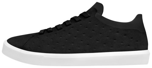 Кеды Native Shoes Monaco Low Jiffy Black/Shell White