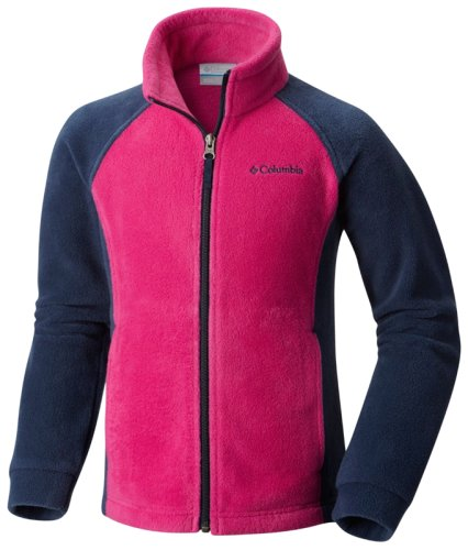 Флис Columbia Benton Springs Fleece Girl's Knitted Jacket