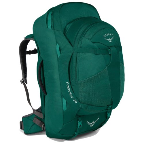 Рюкзак Osprey Fairview 55 Rainforest Green