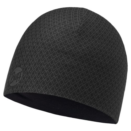 Шапка Buff MICROFIBER REVERSIBLE HAT drake black