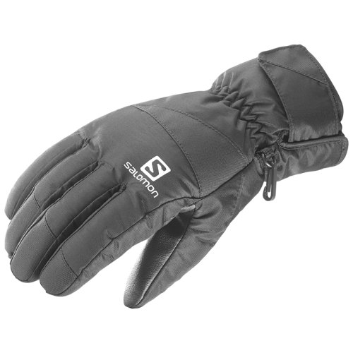 Перчатки г/л Salomon GLOVES FORCE M Black