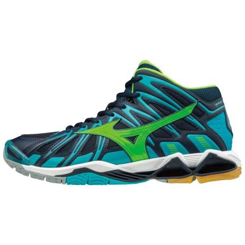 кроссовки для волейбола Mizuno Wave Tornado X2 Mid V1ga1817 36