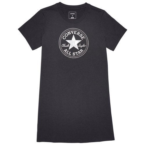 Футболка Converse CORE CP TEE DRESS BLACK