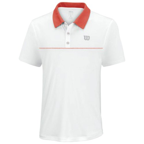 Поло Wilson m EXPORT POLO WH/CORAL SS17