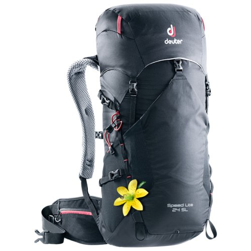 Рюкзак Deuter Speed Lite 24 SL 7000 black