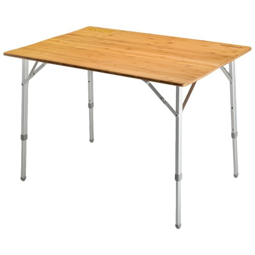 Раскладной стол KingCamp Bamboo Folding table(KC3928) bamboo
