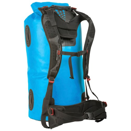 Гермочехол-рюкзак  Sea To Summit Hydraulic Dry Pack Harness (Blue, 90 L)
