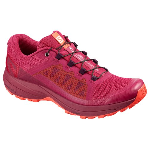 Кроссовки для бега Salomon XA ELEVATE W Cerise/Beet Red/Coral SS19