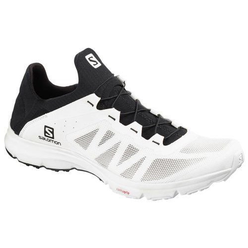 Кроссовки Salomon AMPHIB BOLD White/White/Black SS19
