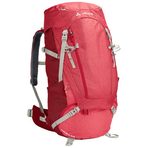 Рюкзак Vaude Women's Asymmetric 48+8 indian red