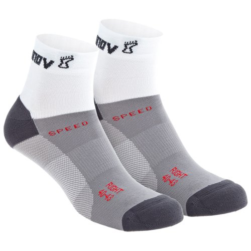 Носки Inov-8 Speed Sock Mid White