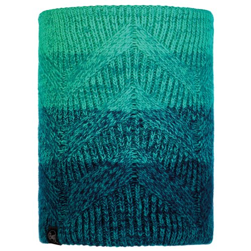 Шарф Buff KNITTED & POLAR NECKWARMER MASHA turquoise