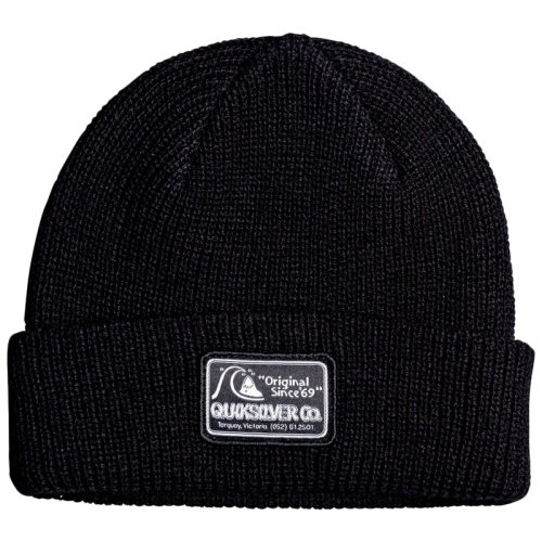 Шапка Quiksilver PERFORMEDPATCHY  HDWR KVJ0 Anthracite