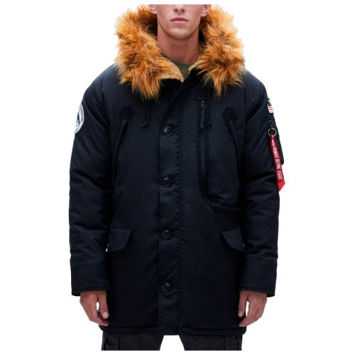 Парка Alpha Industries N-3B Alpine Parka