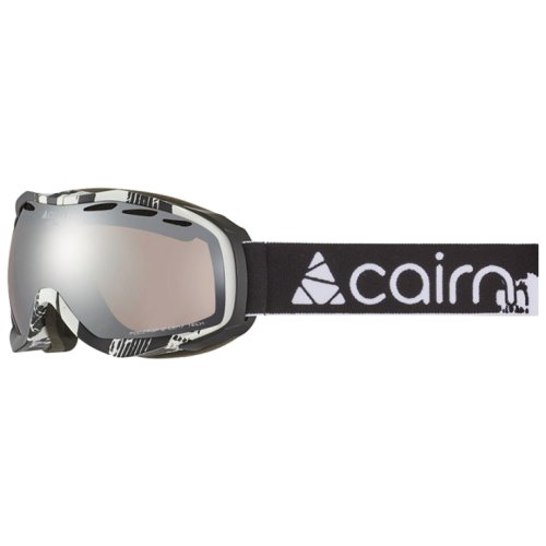 Горнолыжная маска Cairn ALPHA / Polarized-Black ScratchC