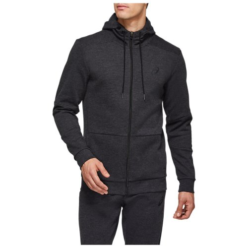 Толстовка Asics TAILORED FZ HOODY GRY