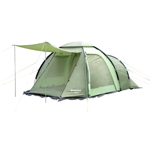 Палатка KingCamp Roma 4(KT3069) Green