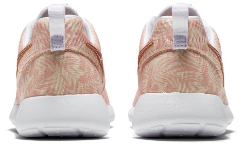 Кроссовки NIKE ROSHE ONE PRINT GS