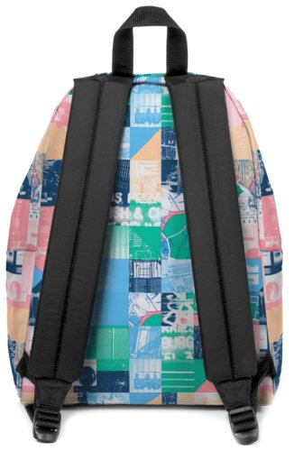 Рюкзак EASTPAK PADDED PAK'R Quadrangle Soft