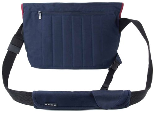 Мессенджер CRUMPLER Dinky Di Laptop Messenger L navy/bordeaux