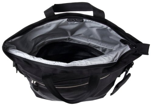 Сумка CRUMPLER Doozie Flap Shopper black