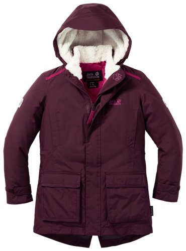 Куртка Jack Wolfskin POLAR BEAR PARKA GIRLS
