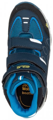 Ботинки Jack Wolfskin MTN ATTACK 2 TEXAPORE MID VC K