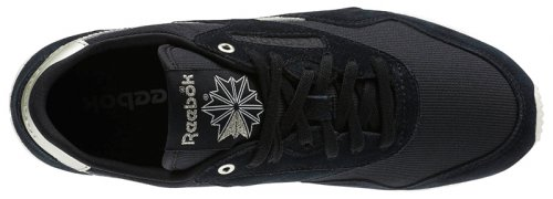 Кроссовки Reebok CL NYLON SLIM METALLIC