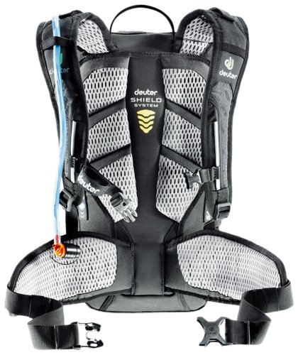 Рюкзак  Deuter Attack Enduro apple-black