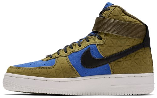 Кроссовки Nike W AIR FORCE 1 HI PRM SUEDE