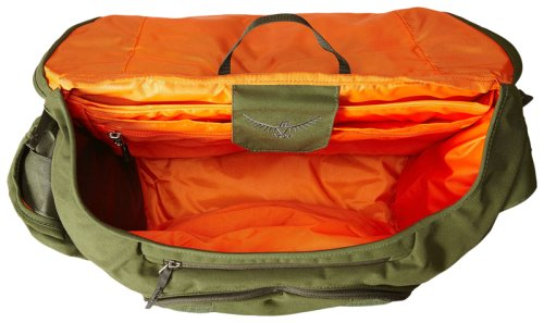 Сумка  Osprey Flap Jack Courier Peat Green