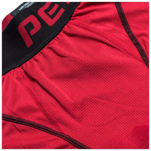 Компрессионные лосины Peresvit Air Motion Compression Leggins Black Red