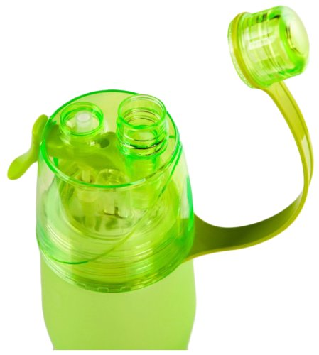 Бутылка Peresvit 2xCool Sport Bottle Dew Green