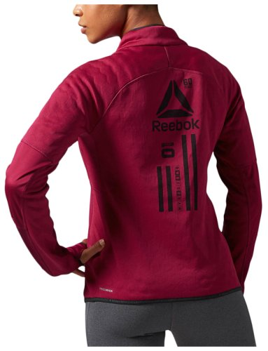 Джемпер Reebok HEXAWARM THERMAL QUARTER ZIP