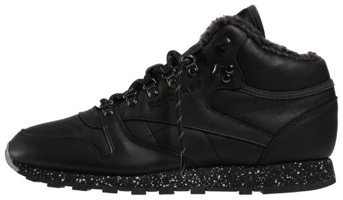 Кроссовки Reebok CL LEATHER MID SHERPA
