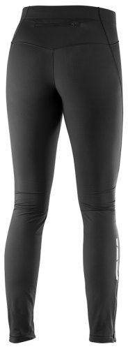 Лосины  Salomon TRAIL RUNNER WTIGHT W BLACK FW16-17