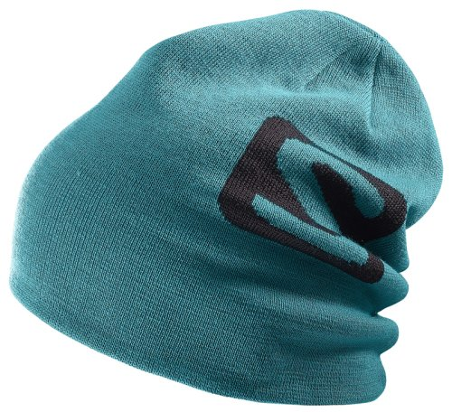 Шапка Salomon BIG FOURAX BEANIE Blue Steel FW16-17