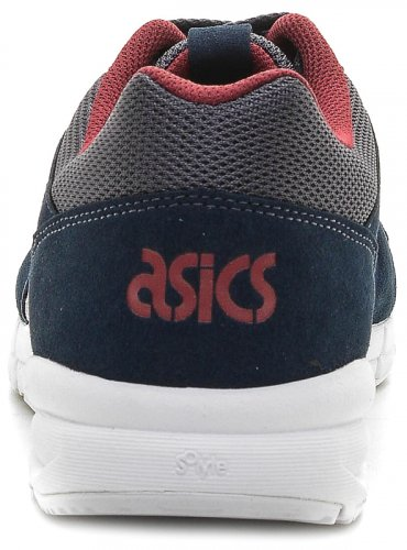 Кроссовки Asics AT SHAW RUNNER BLK/RED U FW16-17