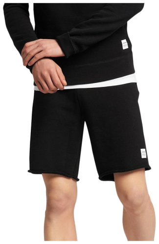 Шорты Converse ESSENTIALS CUT-OFF SHORT BLACK