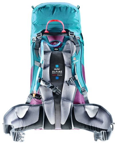 Рюкзак Deuter Guide 40+ SL3315 turquoise-blueberry