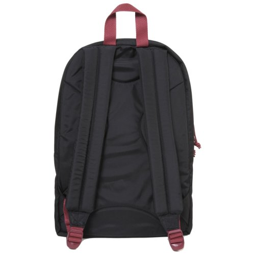 Рюкзак Eastpak BACK TO WORK BLACK-RED