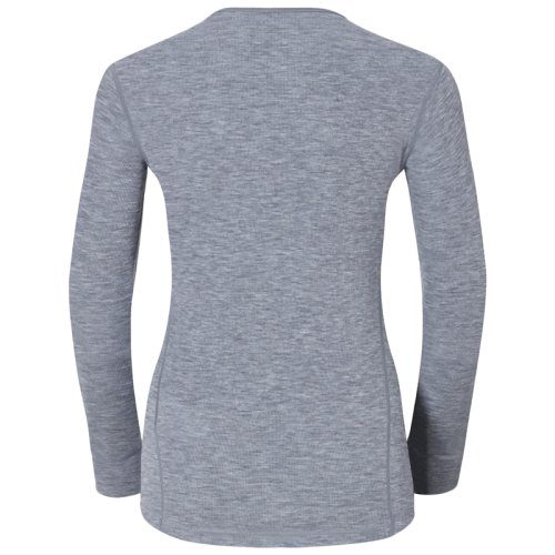 Термофутболка ODLO Shirt l/s crew neck WARM