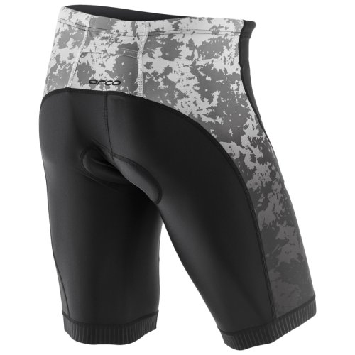 Шорты мужские Orca M CORE TRI SHORT XL Black-White
