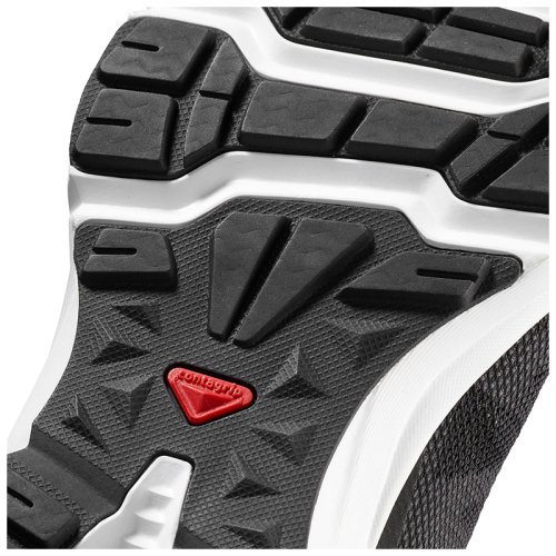 Кроссовки Salomon AMPHIB BOLD Black/Black/White SS19