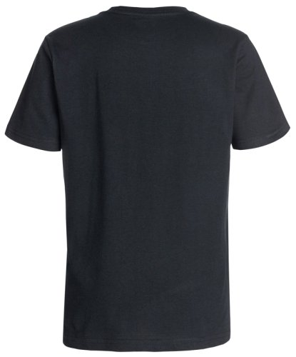 Футболка Quiksilver BRIGHT P YTH E2 B TEES Anthracite-Solid