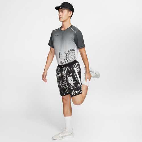Шорты NIKE M NK WILD RUN FLX STRD SHORT
