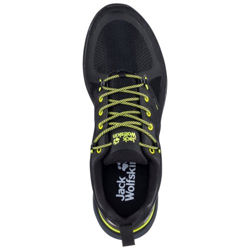 Полубтинки трек. Jack Wolfskin FORCE STRIKER TEXAPORE LOW M