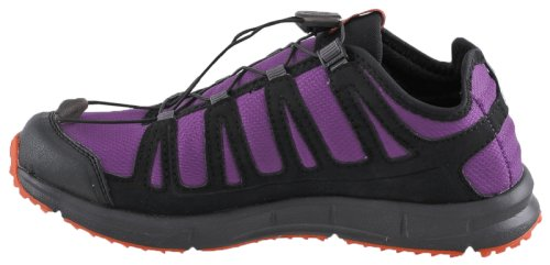 Кроссовки Salomon KOWLOON WANEM PURPLE/BLK/OR SS13