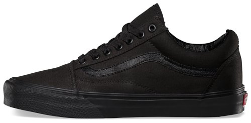 Кеды Vans U OLD SKOOL Black/Black